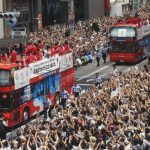 リオオリンピック凱旋パレードオープンバスのメーカーは?貸切り可能?