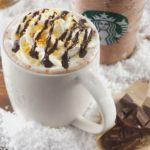 スタバ12月新作チョコラティバナナココ味の感想は?太る程カロリー高い?